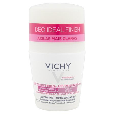 Desodorante Roll-On Ideal Finish Vichy 50ml