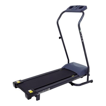 Esteira elétrica Dream Fitness DR 1100 Plus 110V/220V preto