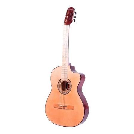 Guitarra clásica La Purepecha GCV caoba