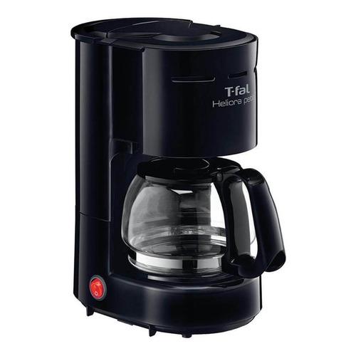 Cafetera T-fal CM3218MX semi automático negra de goteo 110V