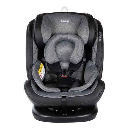 Butaca infantil para auto Infanti I-Giro 360° Gris