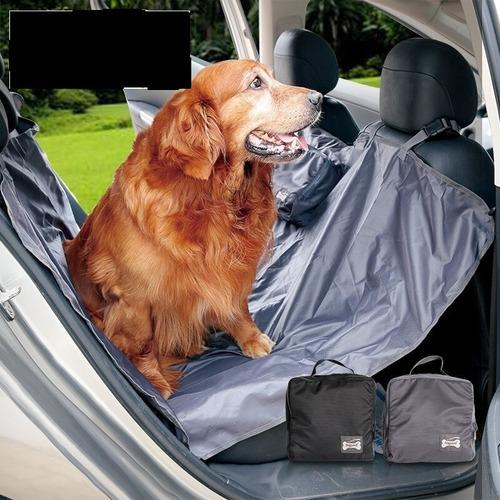 Funda Cubre Asiento Auto Mascotas Perro Impermeable