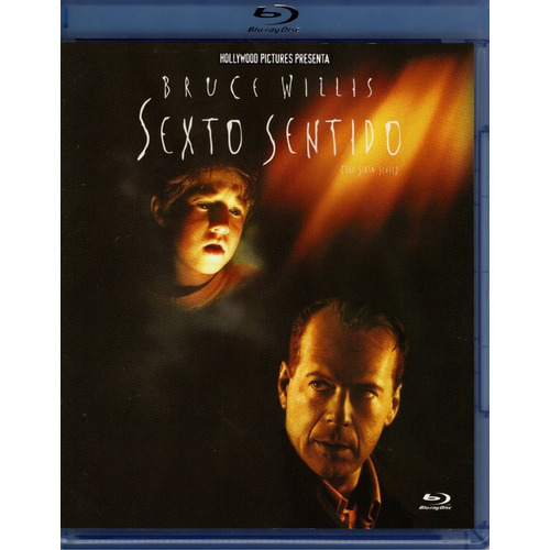 El Sexto Sentido Haley Osment Bruce Willis Pelicula Blu-ray