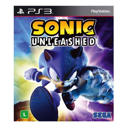 Sonic: Unleashed Standard Edition Digital PS3 SEGA