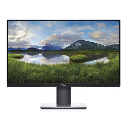 """Monitor gamer Dell Professional P2719H led 27"""" preto 100V/240V"""