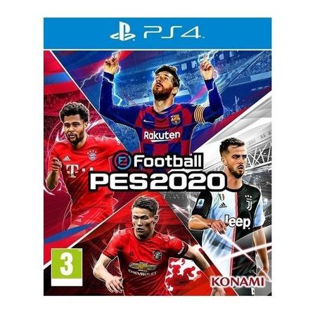 Pro Evolution Soccer 2020 Standard Edition Digital PS4 Konami