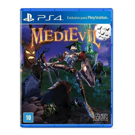 MediEvil  Standard Edition Sony PS4 Físico
