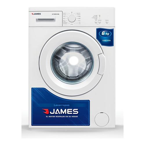 Lavarropas James 1006 6 Kg Sensacion + Regalo