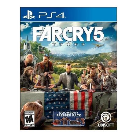 Far Cry 5 Standard Edition Ubisoft PS4 Digital
