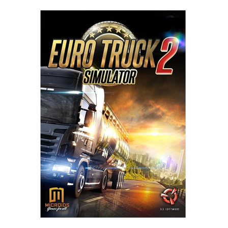 Euro Truck Simulator 2 Digital PC SCS Software