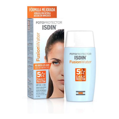 Fotoprotector Fusion Water Spf50+ - Isdin Isdin