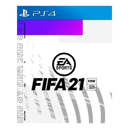 FIFA 21 Standard Edition Digital PS4 Electronic Arts