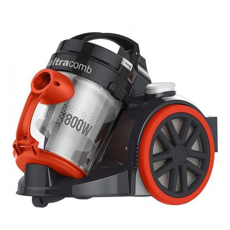 Aspiradora Ultracomb AS-4224 2.5L negra