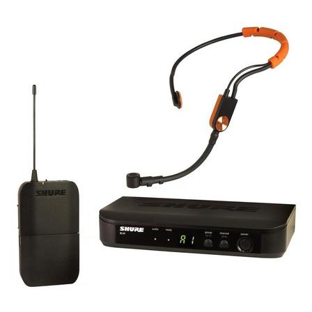 Micrófono inalámbrico Shure BLX14/SM31 cardioide