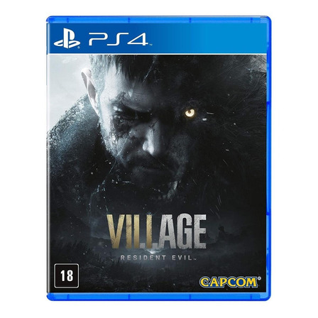 Resident Evil Village Standard Edition Capcom PS4 Físico
