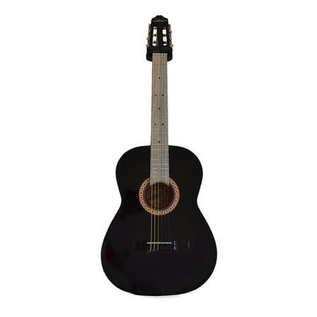 Guitarra clásica La Purepecha GECN negra