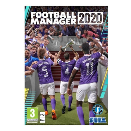 Football Manager 2020 Digital PC SEGA