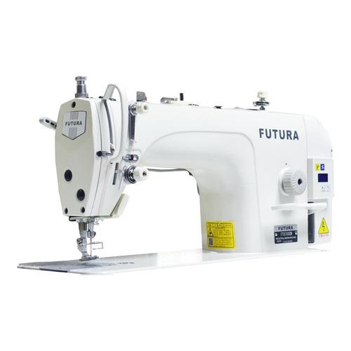 Máquina De Coser Industrial Futura Ft8700dm 110v, Con Mesa