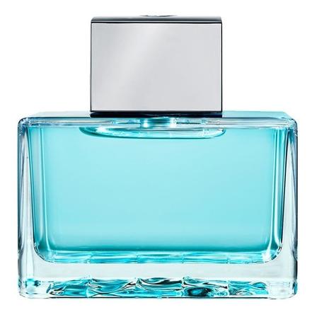 Antonio Banderas Blue Seduction EDT 80ml para  mujer