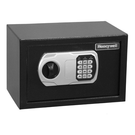 Caja fuerte Honeywell 5101 con apertura electrónica color negra