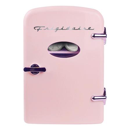 Refrigerador frigobar Frigidaire EFMIS129  pink 4L