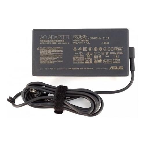 Cargador Asus Gamer Original 20v 7.5a 150w 6.0*3.7mm