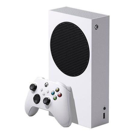 Microsoft Xbox Series S 512GB Standard cor  branco