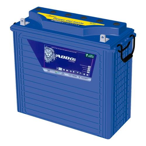 Bateria Gel Tubular Addo 12v 200 Ah Ea200pt Iluminacion