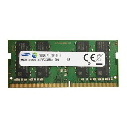 Memória RAM  16GB 1 Samsung M471A2K43BB1-CPB