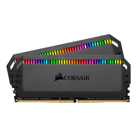 Memoria RAM 32GB 2x16GB Corsair CMT32GX4M2C3200C16 Dominator Platinum RGB