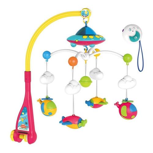 Móvil Para Cuna Bebe Infantil Giratorio Luces Y Sonido LG