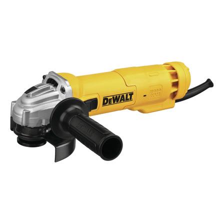 Amoladora angular DeWalt DWE4214  de 50Hz amarilla 220V
