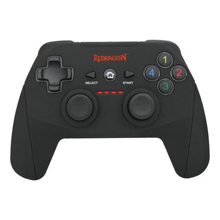 Joystick inalámbrico Redragon Harrow G808 negro