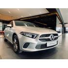 mercedes benz clase a 200 4 2 at hatchback plata 2022 - 0km