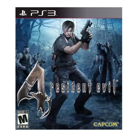 Resident Evil 4 Capcom PS3  Digital