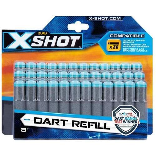 Repuestos X-shot Dardos X 36 Original Jeg 3618 El Gato