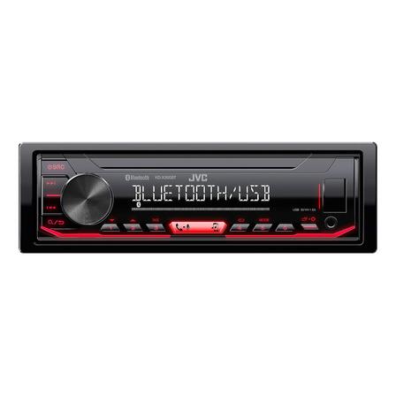 Estéreo para auto JVC KD-X260BT con USB y bluetooth