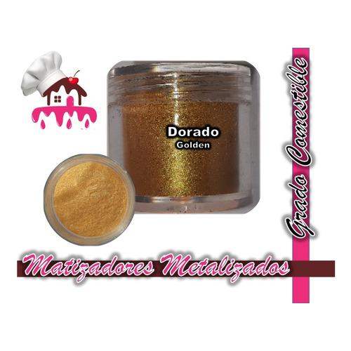 Matizadores Comestibles Dorado / Golden 5g
