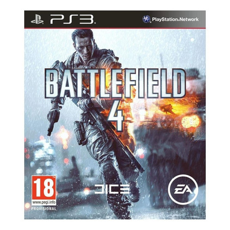 Battlefield 4 Digital PS3 Electronic Arts