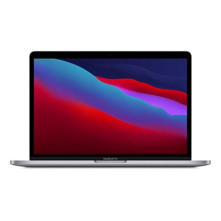 Apple MacBook Pro (13 pulgadas, 2020, Chip M1, 256 GB de SSD, 8 GB de RAM) - Gris espacial
