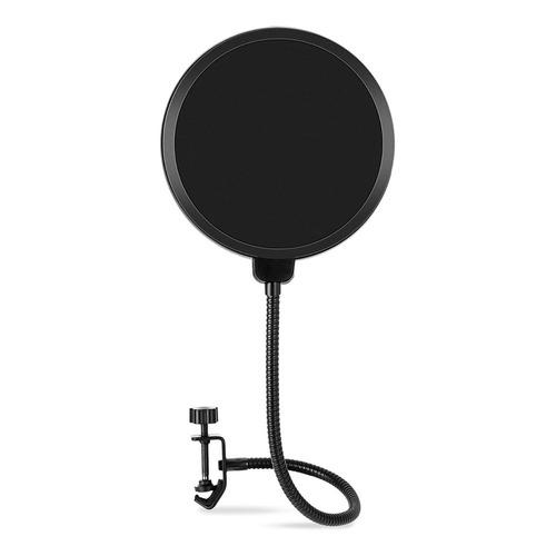 Filtro Anti Pop Para Micrófonos Estudio De Grabación Música