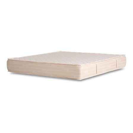 Colchón King de espuma La Cardeuse Platine - 180cm x 200cm x 25cm con doble pillow top
