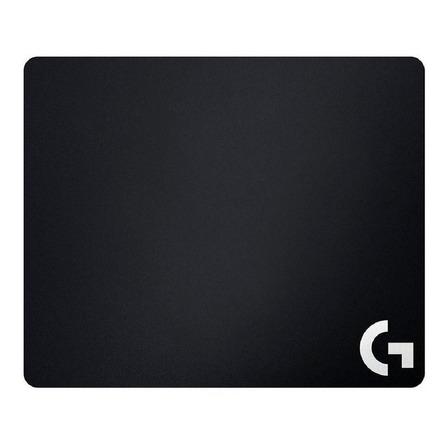 Mouse Pad gamer Logitech G640 Serie G de tecido Logitech g 400mm x 460mm x 3mm preto