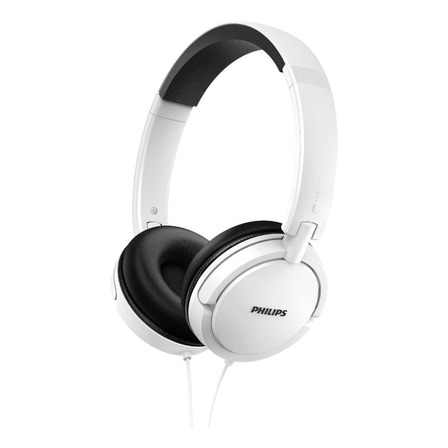 Auriculares Philips SHL5005 blanco