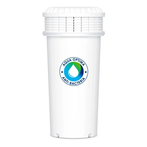 Filtro De Agua Antibacterias Aqua Optima 90 Días Purificador