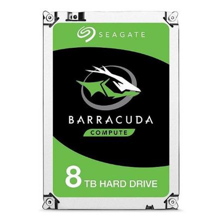 Disco rígido interno Seagate Barracuda ST8000DM004 8TB