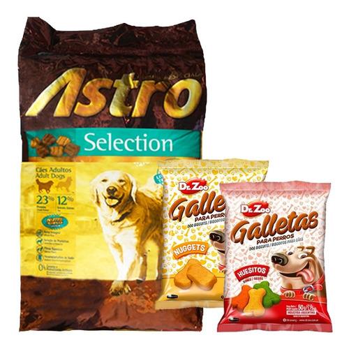 Comida Perro Adulto Astro Selection 10,1 Kg + Regalo + Envío