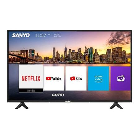 "Smart TV Sanyo LCE50SU9550 LED 4K 50"" 220V"