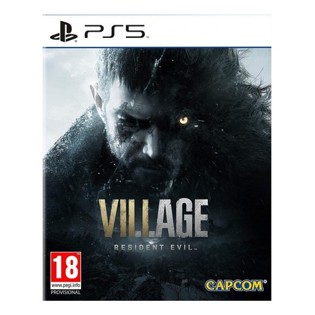 Resident Evil Village Standard Edition Capcom PS5 Digital
