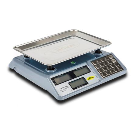 Báscula comercial digital Noval N 40TN 40kg 120V